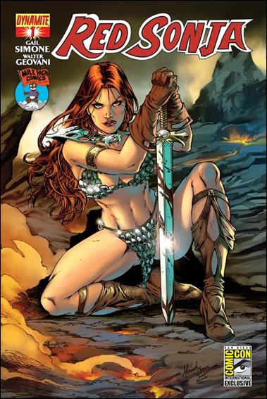 Red Sonja (2013) 1-J by Dynamite Entertainment