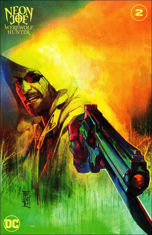 Neon Joe, Werewolf Hunter 2-A by DC