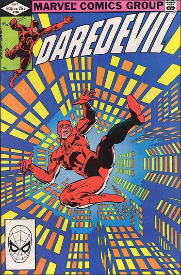Daredevil (1964) 186-A by Marvel