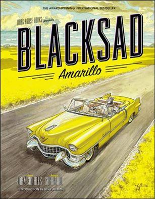 Blacksad: Amarillo nn-A