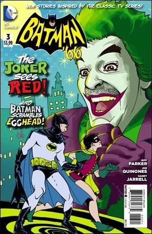 Batman '66 3-B by DC
