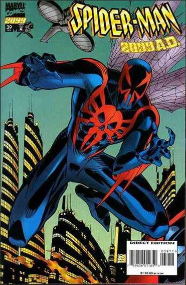 Spider-Man 2099 (1992) 39-A by Marvel