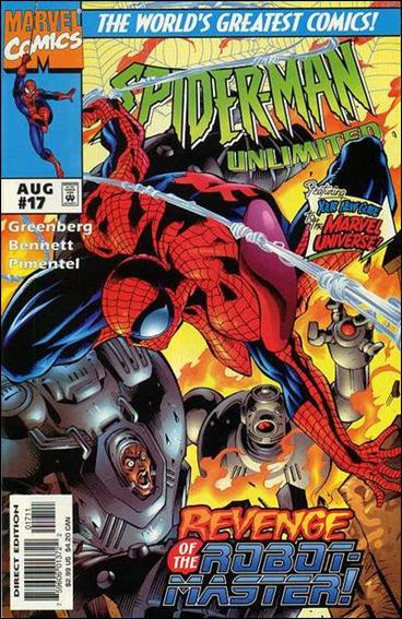 Spider-Man Unlimited (1993) 17-A by Marvel