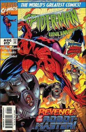 Spider-Man Unlimited (1993) 17-A