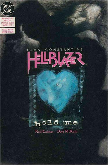 Hellblazer 27-A by Vertigo