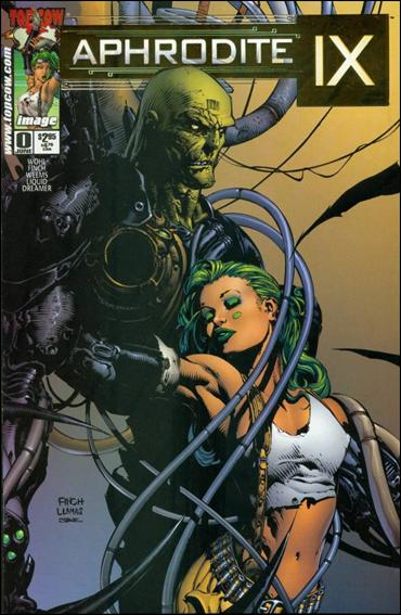 Aphrodite IX (2000) 0-E by Top Cow