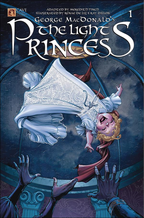 George MacDonald's The Light Princess 1-A by Cave Pictures Publishing