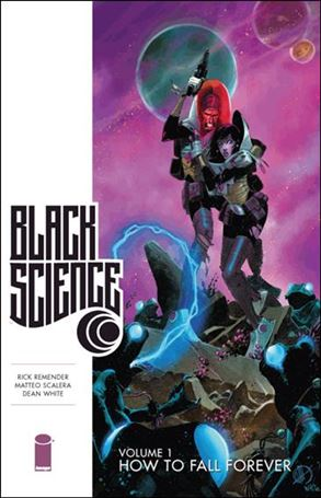 Black Science  1-A