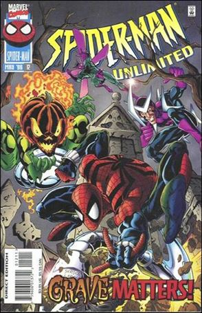 Spider-Man Unlimited (1993) 12-A