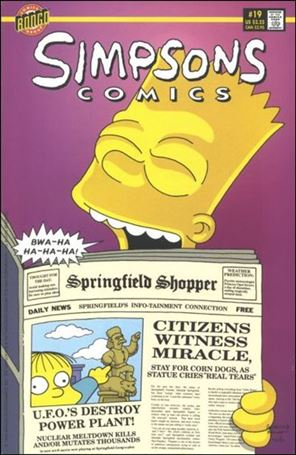 Simpsons Comics 19-A