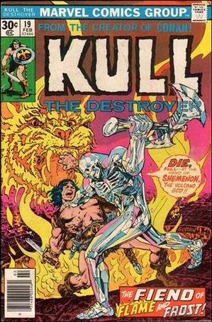 Kull the Destroyer 19-A