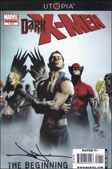 Dark X-Men: The Beginning 1-E by Marvel