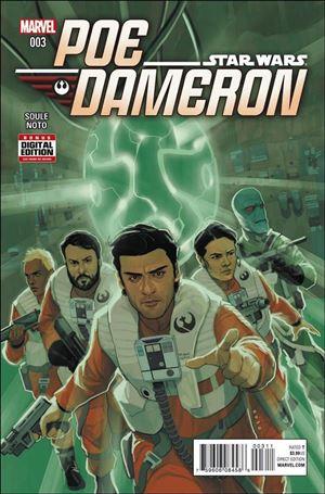 Poe Dameron 3-A