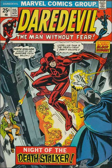 Daredevil (1964) 115-A by Marvel