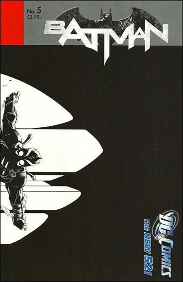 Batman (2011) 5-E by DC