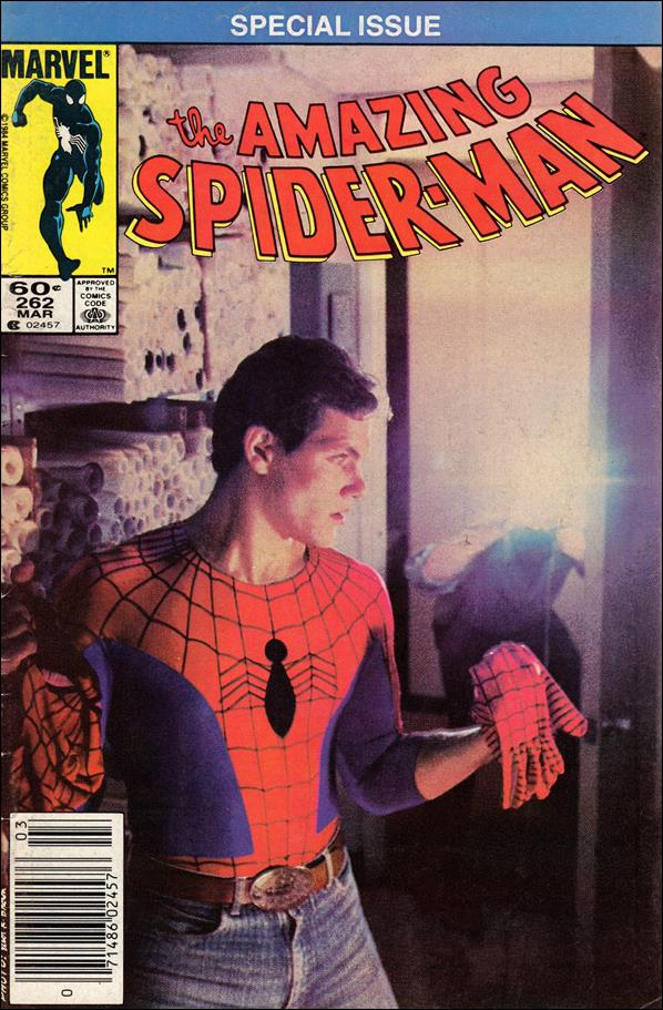Amazing Spider-Man (1963) 262-A by Marvel