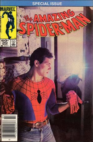 Amazing Spider-Man (1963) 262-A