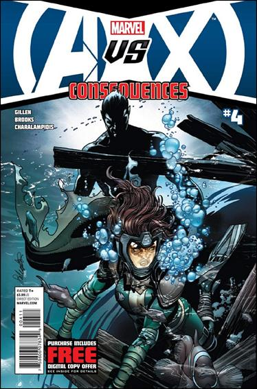 AvX: Consequences 4-A by Marvel
