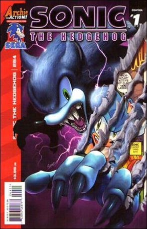 Sonic the Hedgehog (1993) 264-A