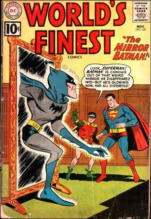 World's Finest Comics 121-A