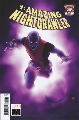 Age of X-Man: The Amazing Nightcrawler 1-D