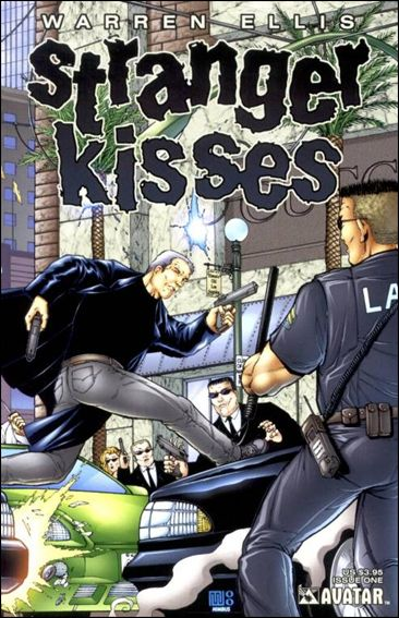Stranger Kisses 1-B by Avatar Press