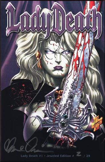 Lady Death (1994) 1-F by Chaos