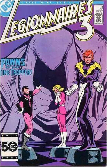 Legionnaires Three 2-A by DC