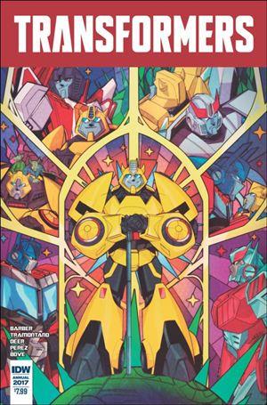 Transformers Annual 1-A