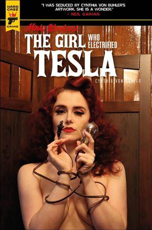Minky Woodcock: The Girl Who Electrified Tesla 1-C