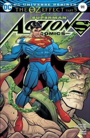 Action Comics (1938) 991-B
