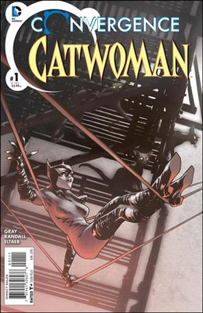 Convergence Catwoman 1-A