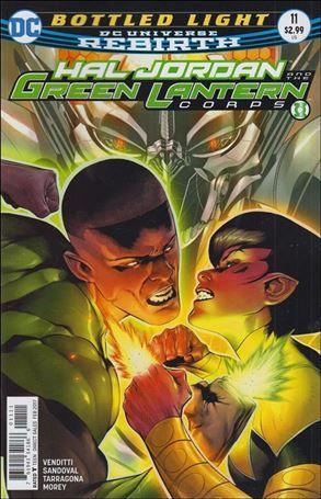 Hal Jordan and the Green Lantern Corps 11-A