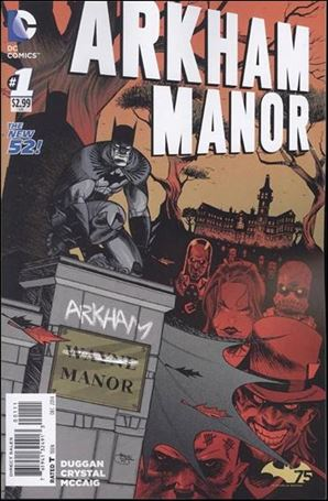 Arkham Manor 1-A
