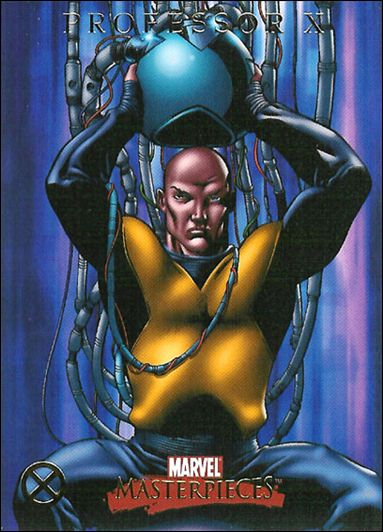 2007 Marvel Masterpieces (X-Men Subset) X1-A by SkyBox