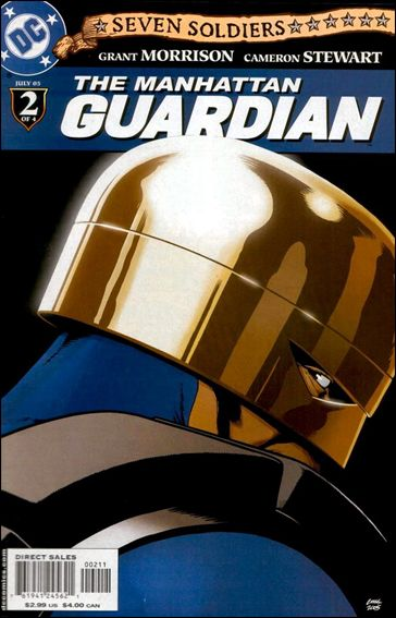 Seven Soldiers: Guardian 2-A by DC