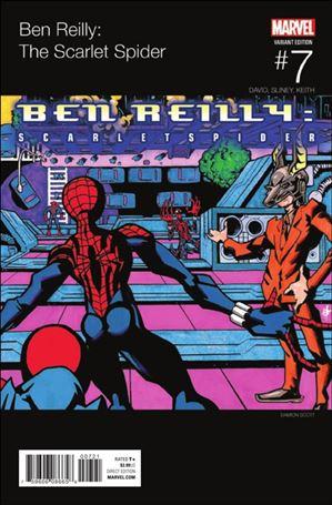 Ben Reilly: Scarlet Spider 7-B