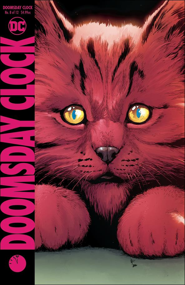 Doomsday Clock 8-A by DC