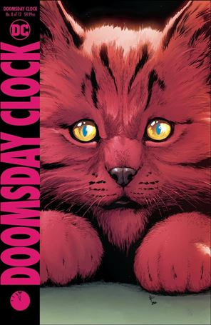 Doomsday Clock 8-A