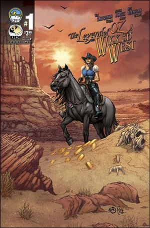 Legend of Oz: The Wicked West (2015) 1-B