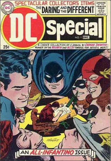 DC Special 1-A by DC