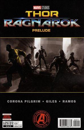 Marvel's Thor: Ragnarok Prelude 2-A
