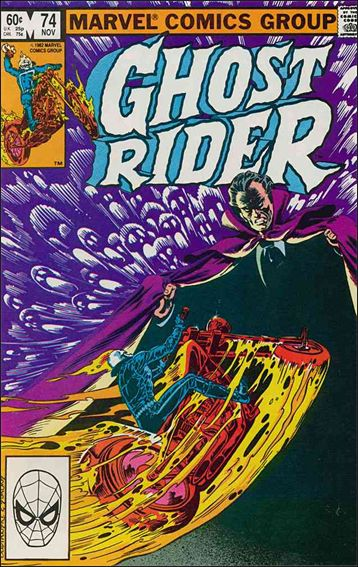 Ghost Rider (1973) 74-A by Marvel