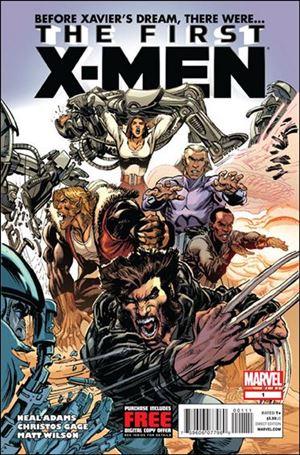 First X-Men 1-A