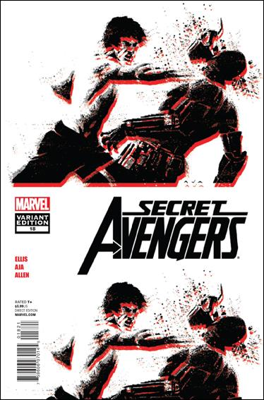 Secret Avengers (2010) 18-B by Marvel