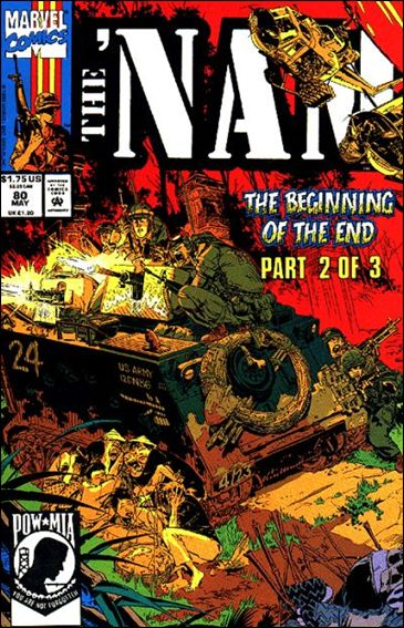 'Nam 80-A by Marvel