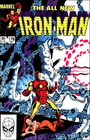 Iron Man (1968) 176-A by Marvel