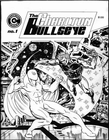 Charlton Bullseye (1975) 1-A by Charlton