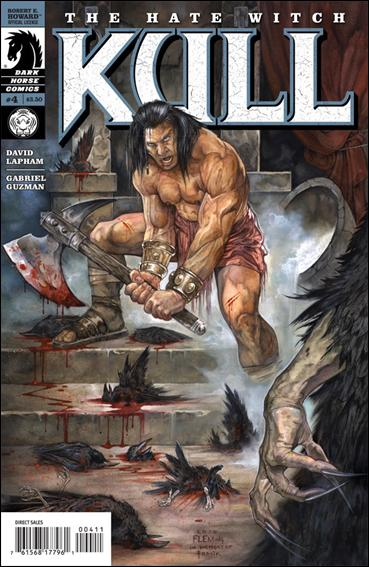 Kull: The Hate Witch 4-A by Dark Horse