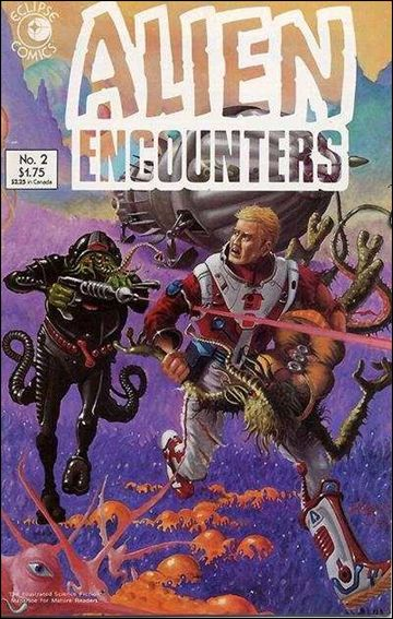 Alien Encounters (1985) 2-A by Eclipse